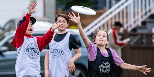 Free Ultimate Frisbee Demo for Kids (Grades 3 - 7) - Surrey