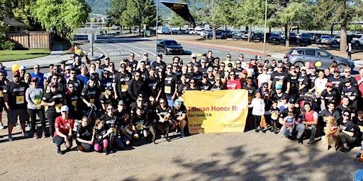 San Jose:Tillman Honor Run