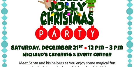 A Holly Jolly Christmas Party ~ Lunch with Santa tickets