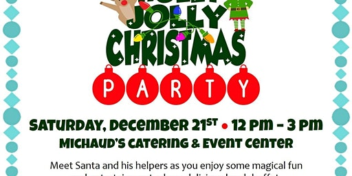 A Holly Jolly Christmas Party ~ Lunch with Santa