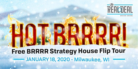 Hot BRRRR! Free, 4-house Renovation Tour tickets