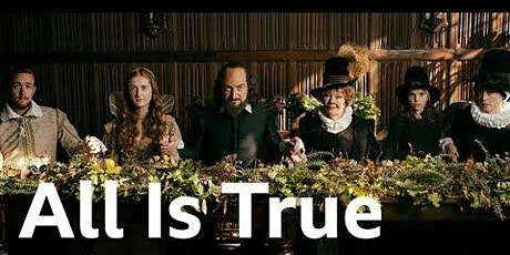 Adult Afternoon Movie: All is True (2018) tickets