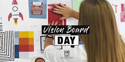 Vision Board Day!