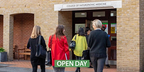 CNM Manchester - Open Day tickets