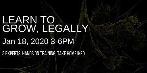 Learn To Grow, Legally!