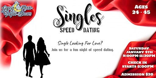 Gypsy Moon Speed Dating