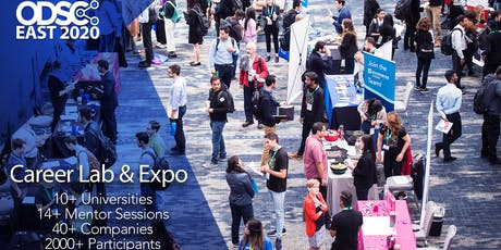 Career Lab & Expo 2020 - The Largest Data Science and AI Career Expo of 2020 tickets