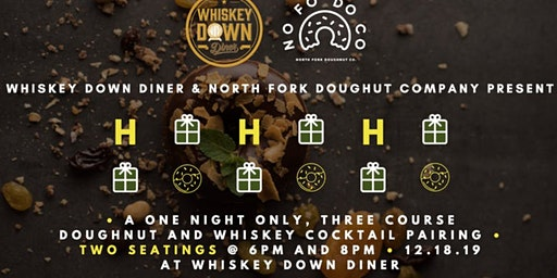 Whiskey Down & NoFoDoCo Pairing Event