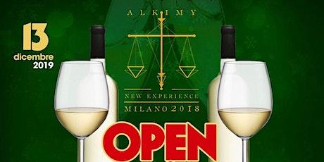 Open Wine - Alkimy Milano tickets