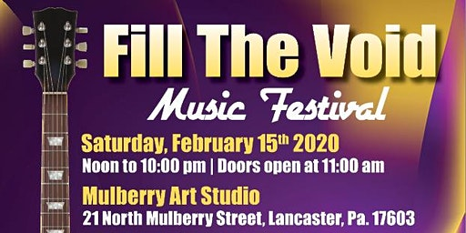 Fill The Void Music Festival
