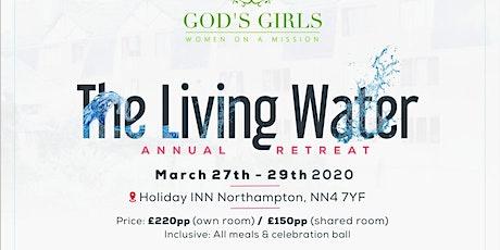 God's Girls - 2020 Retreat & Celebratory Ball  tickets