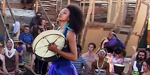 New Moon SHAMANIC Drumming Circle w/VICTORIA