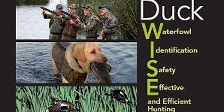 Waterfowl Identification Test - Hamilton tickets
