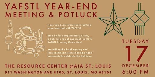 YAFSTL Year End Meeting & Potluck