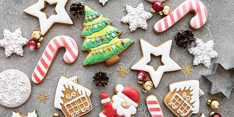 Decorate Holiday Treats with Cookology! tickets