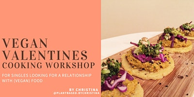 Vegan Valentines - Cooking Workshop