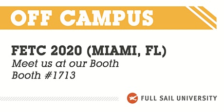 FETC Conference Booth (Miami, FL) tickets