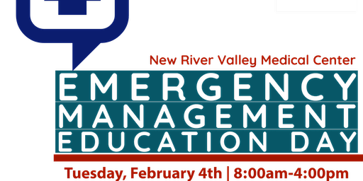 Carilion New River Valley Emergency Management Education Day
