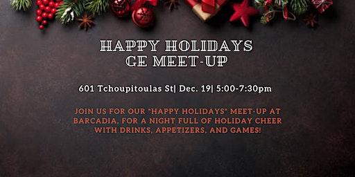 Happy Holidays Meet-Up