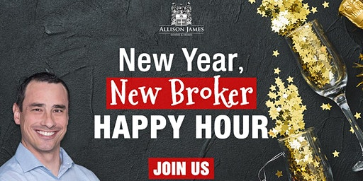 New Year, New Broker: Happy Hour