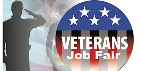 Veterans Career Fair & Diversity Job Expo tickets