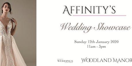 Affinity Wedding Showcase at Woodland Manor Hotel tickets