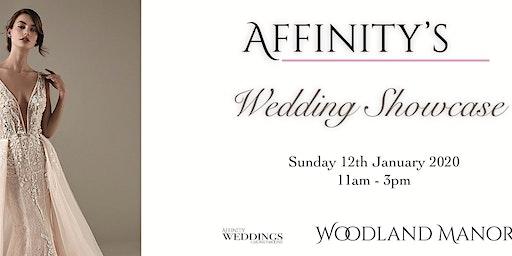 Affinity Wedding Showcase at Woodland Manor Hotel