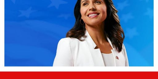 A Conversation with Tulsi Gabbard