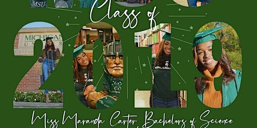 Maranda has a Bachelors of Science from MSU! A Celebratory Brunch
