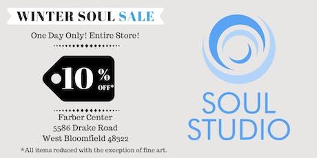 Winter Soul Sale tickets