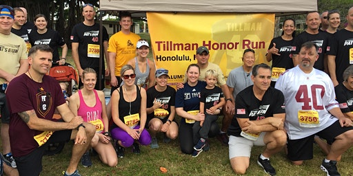 Honolulu:Tillman Honor Run