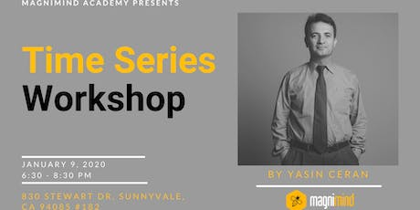 Time Series Workshop - for beginners tickets