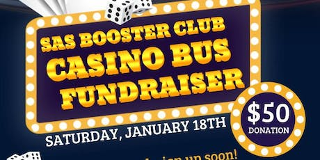 St. Ambrose Booster Club Casino Bus Fundraiser tickets