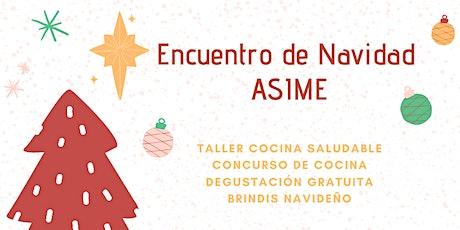Encuentro de Navidad ASIME entradas