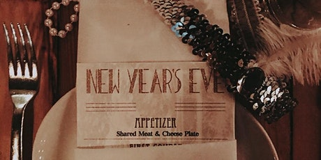 New Year's Eve at THE VIN: a black & gold affair tickets