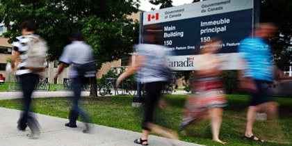 Applying for Jobs in the Public Service Commission of Canada Winter Spring 2020