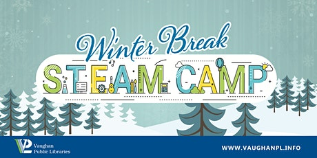 STEAM Camp: Winter Break at Civic Centre Resource Library tickets