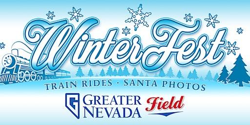 WinterFest At Greater Nevada Field