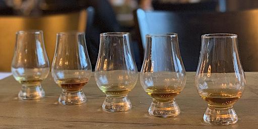 Goldfingers Whisky Tasting