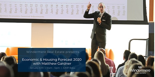 Matthew Gardner's Economic & Housing Forecast