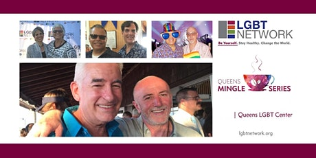 Older Adult Mingle (Ages 50+): Group Discussion for future Q-Center Events tickets
