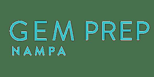 Gem Prep: Nampa Information Session (K-10) & Tour