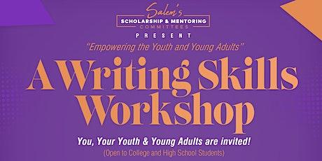 Writing Skills Workshop tickets