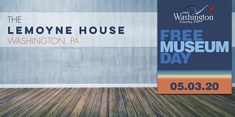 Free Museum Day in Washington County, PA! tickets