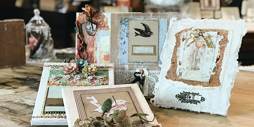 Mixed Media Workshop [Girlfriends Weekend ONLY]