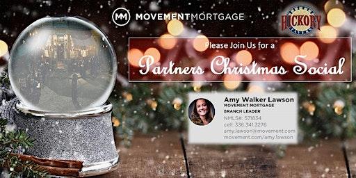 Movement Mortgage Winston-Salem Christmas Social
