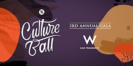 The 3rd Annual CULTURE BALL GALA tickets