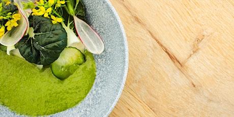 Cozinhando com PANCs - Plantas Alimentícias não Convencionais ingressos