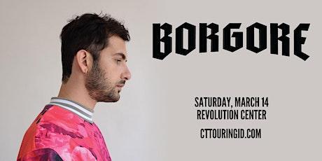 Borgore tickets