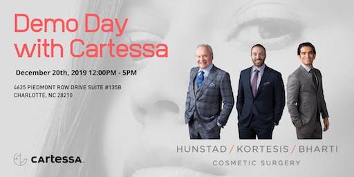 Demo Day with Cartessa Aesthetics